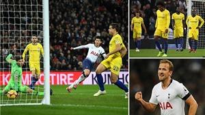 Video Tottenham 3-1 Chelsea: Cuối cùng, Sarri đã nếm mùi thất bại