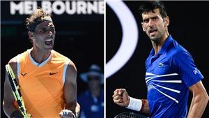 Link xem trực tiếp Djokovic vs Nadal. Chung kết Úc mở rộng 2019