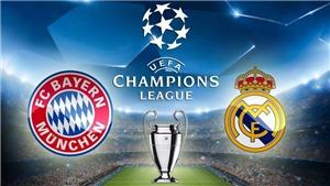 Trực tiếp bóng đá: Real vs Bayern (07h00, 21/7), ICC Cup 2019