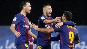 Lịch thi đấu bóng đá Tây Ban Nha vòng 36: Valladolid vs Barcelona. Granada vs Real Madrid
