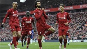 Video clip bàn thắng Liverpool 5-3 Chelsea: The Kop khẳng định sưc mạnh nhà vô địch