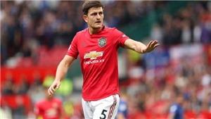 Tin bóng đá MU hôm nay: Lộ lý do fan MU càng yêu Maguire. MU ra lệnh cấm đặc biệt