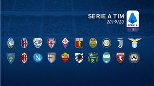 Bảng xếp hạng bóng đá Italia vòng 15: Milan dẫn đầu, Juve bám đuổi top 4
