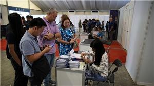 SEA Games 2019 vẫn chưa thực sự sẵn sàng ở Manila
