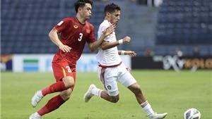10 phút cuối trận siêu căng thẳng và kịch tính của U23 Việt Nam trước U23 Jordan