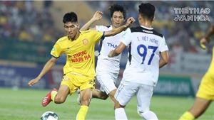 Lịch thi đấu V-League 2021 vòng 9: HAGL vs Nam Định. Hà Nội vs Quảng Ninh