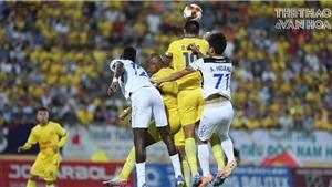 Bóng đá hôm nay 12/6: Kết quả HAGL đấu với Nam Định. Kết quả vòng 4 V League