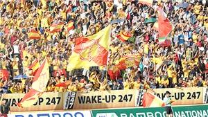 Lịch thi đấu V-League 2021 vòng 1: Nam Định vs Hà Nội. Sài Gòn vs HAGL