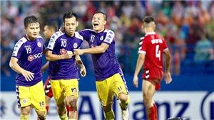 Cập nhật Bảng xếp hạng, kết quả bóng đá LS V-League vòng 4