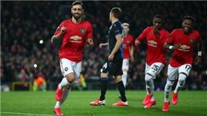 Link xem trực tiếp bóng đá. MU vs Bournemouth. Trực tiếp ngoại hạng Anh vòng 33. K+PM