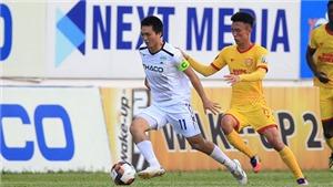 Bảng xếp hạng V-League 2020. Bang xep hang V League. BXH bóng đá Việt Nam vòng 7