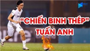 HLV Park Hang Seo không thể rời mắt trước kĩ năng chơi bóng của Tuấn Anh