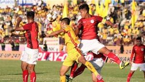 Link xem trực tiếp bóng đá. Khánh Hòa vs Đắc Lắc. Bóng đá Việt Nam. TTTV