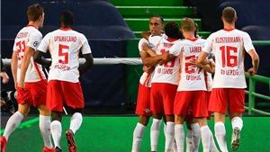 Video clip Leipzig 2-1 Atletico Madrid: Leipzig đang mơ viết câu chuyện cổ tích