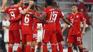 Video clip bàn thắng trận Bayern Munich vs Salzburg