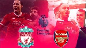 Trực tiếp bóng đá siêu cúp Anh. Arsenal vs Liverpool. FPT Play