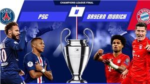 Xem trực tiếp bóng đá PSG vs Bayern Munich ở đâu? Link xem trực tiếp chung kết C1