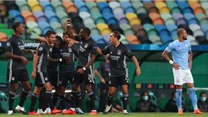 Video clip bàn thắng Man City vs Lyon