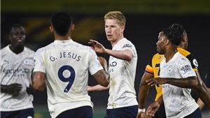Video clip bàn thắng Wolves vs Man City