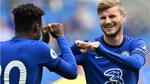 Video clip bàn thắng trận West Brom vs Chelsea