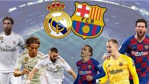 Xem trực tiếp bóng đá Barcelona vs Real Madrid ở đâu? Linktrực tiếp bóng đá Tây Ban Nha