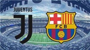 Link xem trực tiếp bóng đá. Juventus vs Barcelona. Xem trực tiếp vòng bảng C1