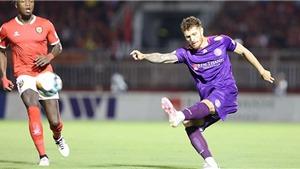 Trực tiếp bóng đá Việt Nam hôm nay: Sài Gòn vs TPHCM (19h30, 31/12)