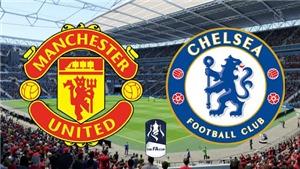 Xem trực tiếp bóng đá MU vs Chelsea ở đâu? Link trực tiếp bóng đá Ngoại hạng Anh