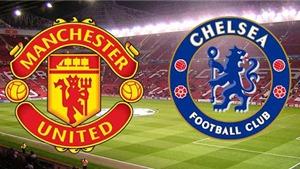 Lịch thi đấu ngoại hạng Anh vòng 26: Chelsea vs MU, Man City vs West Ham