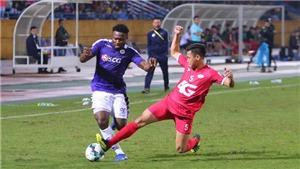 Trực tiếp Hà Nội vs Viettel. VTV6, BĐTV trực tiếp bóng đá Việt Nam vòng 8