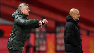 Kết quả bóng đá Ngoại hạng Anh: Man City vs MU