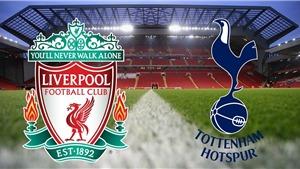 Bảng xếp hạng Ngoại hạng Anh vòng 13: Đại chiến Liverpool vs Tottenham