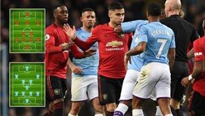 Trực tiếp MU vs Man City. Link trực tiếp ngoại hạng Anh vòng 12