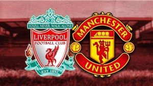 Lịch thi đấu Ngoại hạng Anh vòng 34: Đại chiến MU vs Liverpool