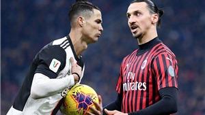 Link xem trực tiếp Milan vs Juventus. FPT Play trực tiếp bóng đá Ý hôm nay