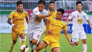 Lịch thi đấu V-League 2021: HAGL-SLNA. VTV6, BĐTV trực tiếp bóng đá Việt Nam hôm nay