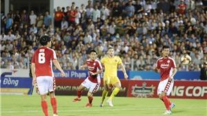 Kết quả bóng đá V-League 2021 vòng 4:TPHCM vs Sài Gòn