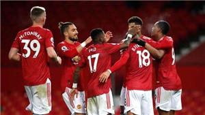 Bảng xếp hạng Ngoại hạng Anh vòng 32: MU vững vàng vị trí thứ 2
