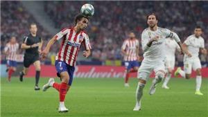 Kết quả bóng đá Tây Ban Nha vòng 36: Atletico Madrid vs Sociedad