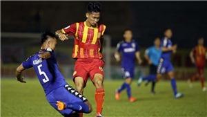 Lịch thi đấu cúp Quốc gia: Bình Định vs Long An. Trực tiếp bóng đá Việt Nam