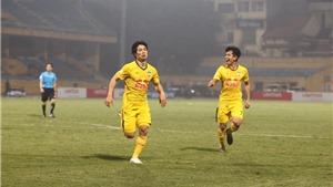 Cập nhật Bảng xếp hạng, kết quả bóng đá LS V-League vòng 7