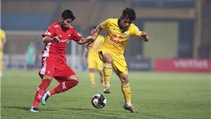 Trực tiếpHAGL vs Nam Định. BĐTV. VTV6 trực tiếp bóng đá Việt Nam