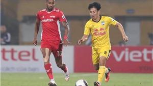 Lịch thi đấu V-League: HAGL vs Nam Định. BĐTV, VTV6 trực tiếp bóng đá Việt Nam