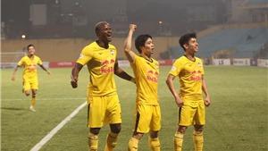 Kết quả bóng đá LS V-League 2021: Thanh Hóa vs HAGL. Hà Nội vs Bình Định