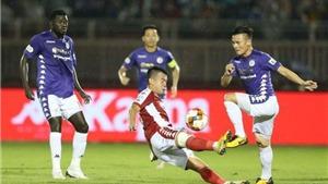 Lịch thi đấu LS V-League:Hà Nội vs Hà Tĩnh. BĐTV, VTV6trực tiếp bóng đá Việt Nam