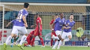 Kết quả bóng đá LS V-League 2021 vòng 5: TPHCM vs Hà Nội