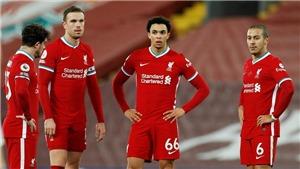 Kết quả bóng đá Ngoại hạng Anh vòng 37: Burnley vs Liverpool, Crystal Palace vs Arsenal