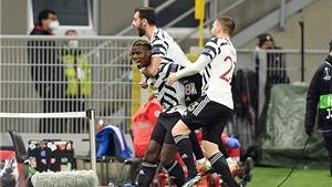 Kết quả cúp C2: Milan vs MU. Kết quảlượt về vòng 1/8 Europa League