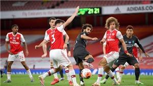 Kết quả bóng đá Anh vòng 30: Chelsea vs West Brom, Arsenal vs Liverpool
