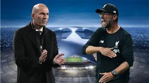 Klopp đã thua trong cuộc đấu trí với Zidane